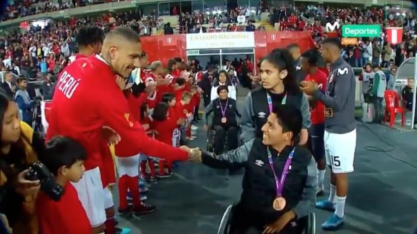 ¡Justo reconocimiento! Medallistas de Lima 2019 fueron reconocidos por la Selección Peruana (VIDEO)