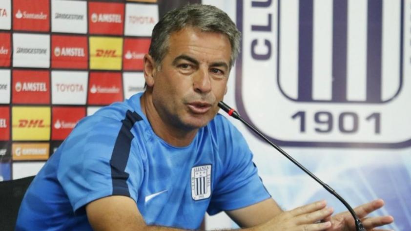 Alianza Lima: Pablo Bengoechea confía plenamente en la capacidad de su plantel