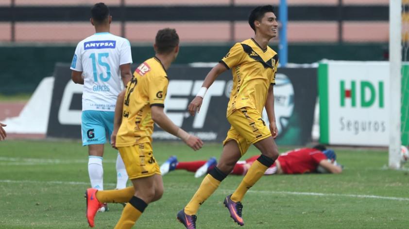 Sporting Cristal cayó 2 - 0 ante Cantolao en el Callao