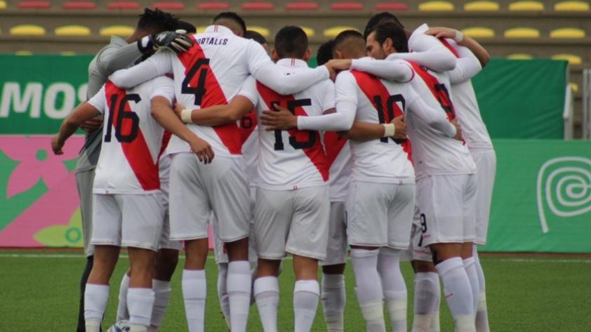Lima 2019: la selección peruana de fútbol masculino terminó su participación derrotando a Ecuador por penales