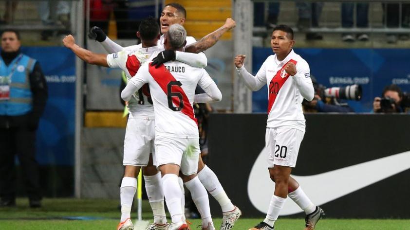 ¡A LA FINAL! Perú venció 3-0 a Chile y enfrentará a Brasil por la final de la Copa América 2019