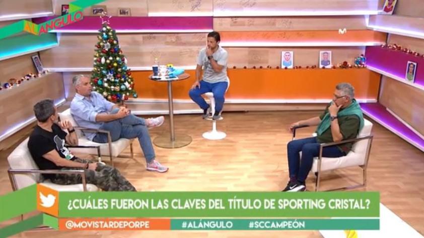 Al Ángulo: analizamos el buen desempeño de Sporting Cristal durante el año