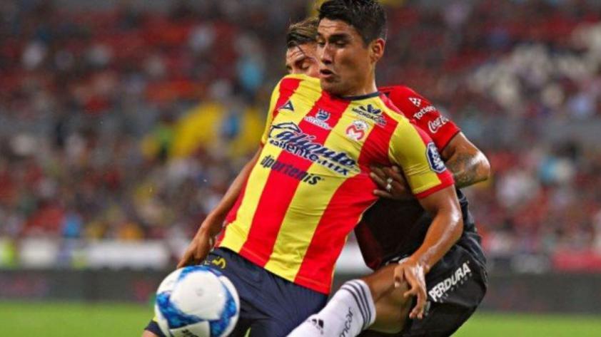 Morelia gana de visita con gol de Ávila tras pase de Sandoval (VIDEO)