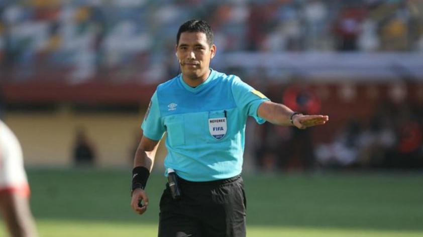 Copa Sudamericana: terna arbitral peruana estará presente en los octavos de final