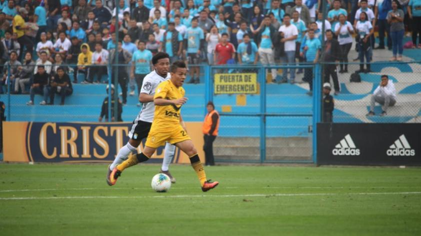 """Sandro Rengifo: """"Sporting Cristal es un gran equipo y no se le saca un empate así de fácil"""""""