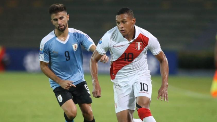 Nolberto Solano, entrenador de la selección sub 23, habló en la previa del partido contra Bolivia