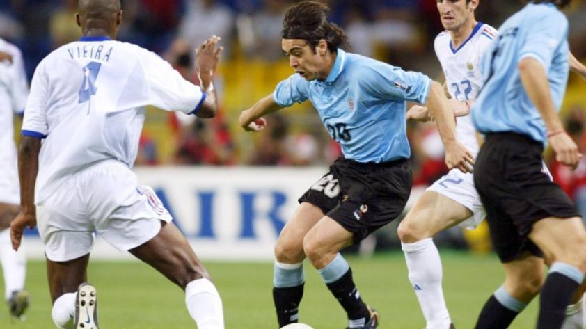 Uruguay vs. Francia: ¿Cuántas veces se enfrentaron en Mundiales?