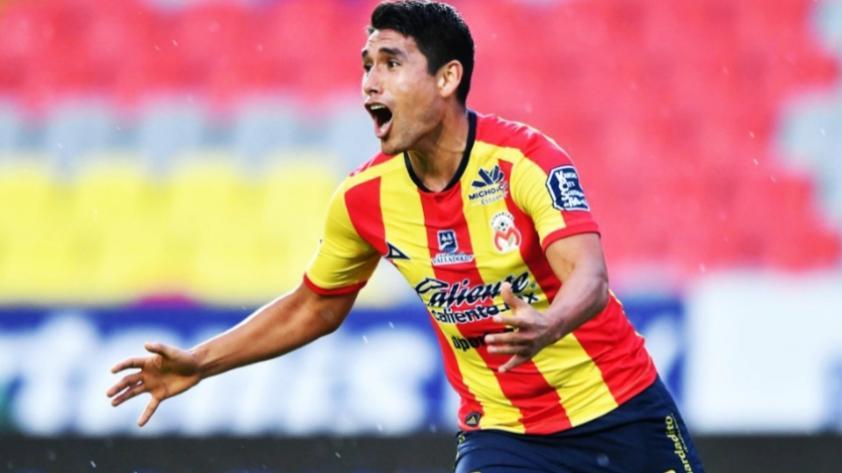 Irven Ávila marcó un nuevo gol con el Monarcas Morelia (VIDEO)