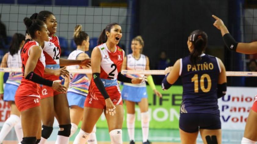 #ModoVóley: Estas son las convocadas para el Sudamericano de Voleibol de Cali