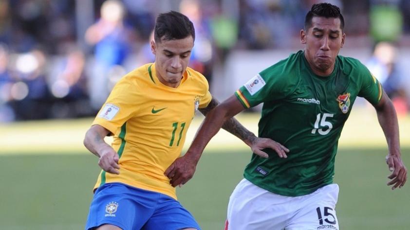 Bolivia 0-0 Brasil: empate atractivo en La Paz por la jornada 17 de Clasificatorias