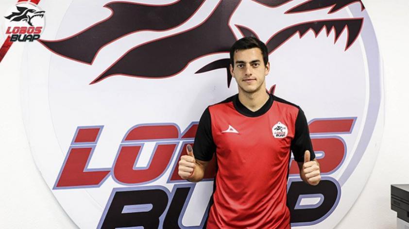 Alejandro Duarte fue presentado en Lobos BUAP