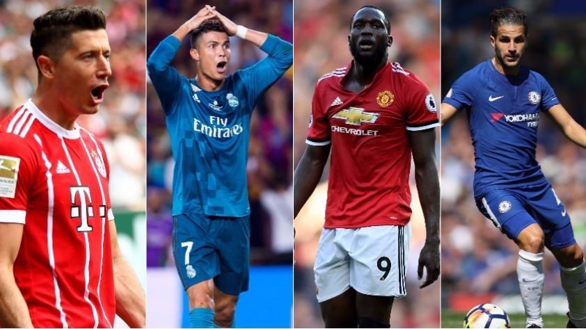 Champions League: la programación y horarios de los partidos de esta semana