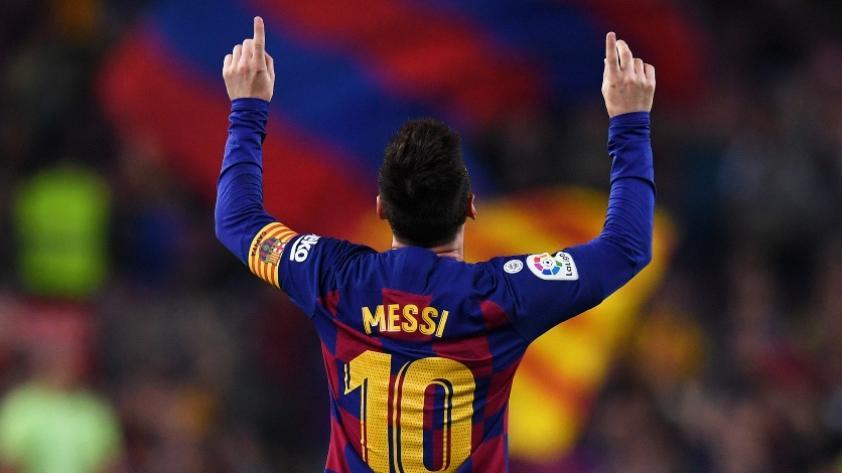 Ernesto Valverde sobre Lionel Messi: