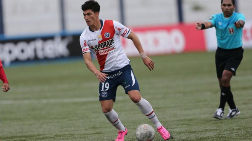 ¿Iván Bulos regresará a Deportivo Municipal?