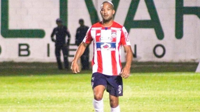 Alberto Rodríguez y sus primeras palabras tras debutar con Junior de Barranquilla