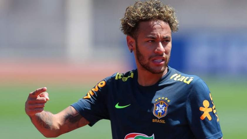 """Neymar: """"Quiero ganar el mundial, poco me importa el Balón de Oro"""""""