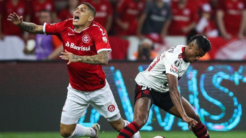 Se acabó el sueño: Paolo Guerrero y el Internacional de Porto Alegre quedaron eliminados de la Copa Libertadores 2019
