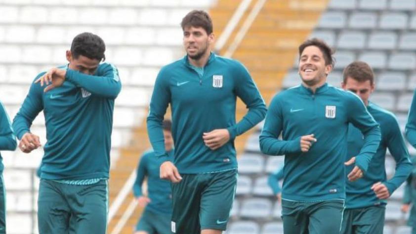 Alianza Lima confirmó 5 bajas para enfrentar a Sport Huancayo
