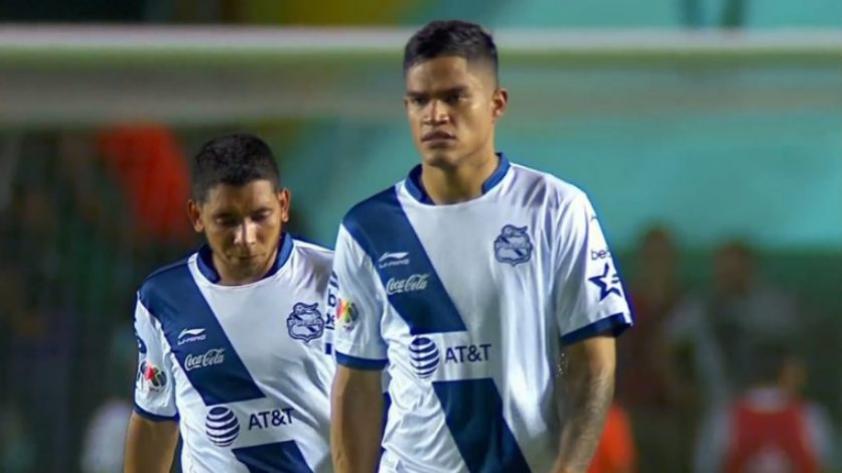 Anderson Santamaría fue eliminado de la Copa MX con el Puebla