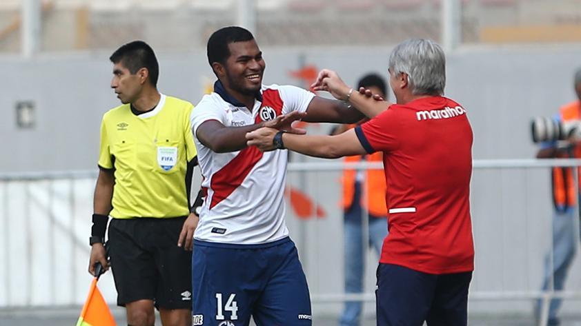 """Freddy Álvarez: """"Soy grueso pero debo bajar un par de kilos"""""""
