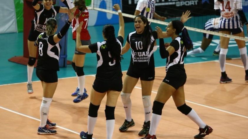 Liga Nacional Superior de Vóley Femenino: los partidos de esta semana