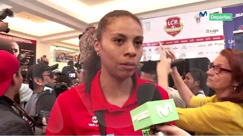 (VIDEO) Patricia Soto previo al PreMundial de Vóley: