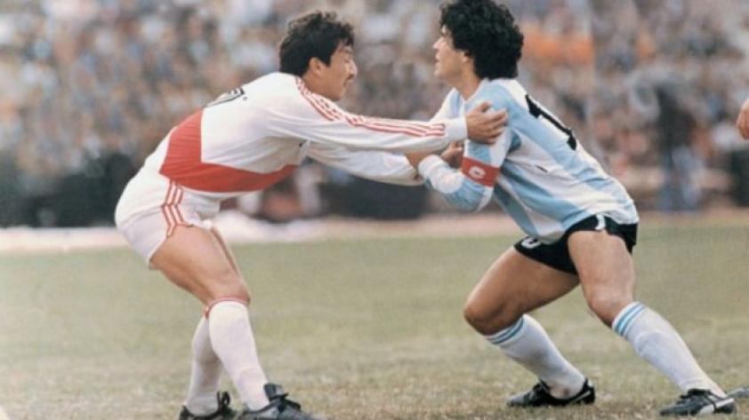 La marca de Reyna a Maradona, ¿es posible hacerla en estos tiempos?