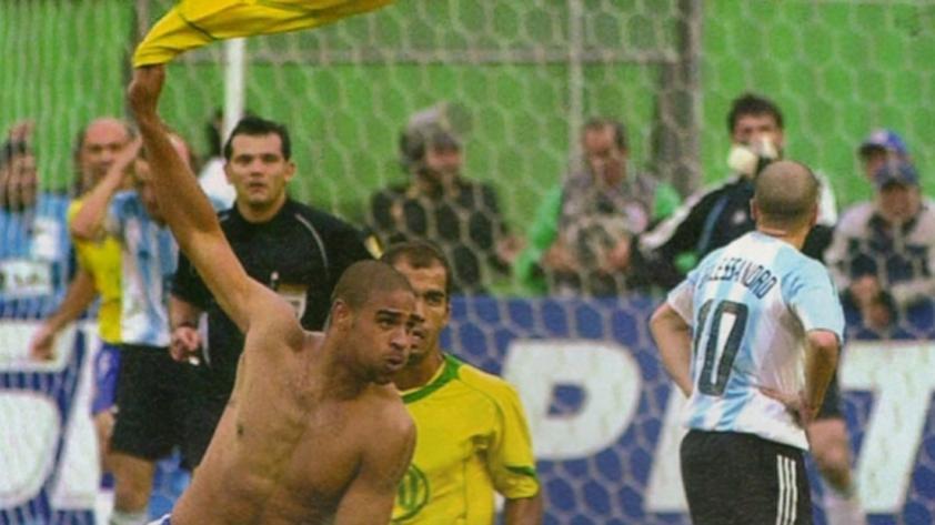 Efemérides: Brasil campeón de la Copa América 2004