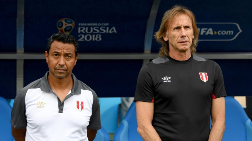 """""""Gracias a todos, lo que hicieron los peruanos en el Mundial es increíble"""", esto dijo Gareca"""