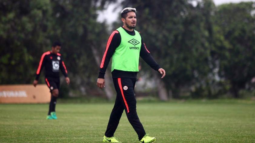 Juan Vargas vuelve a la volante de Universitario de Deportes