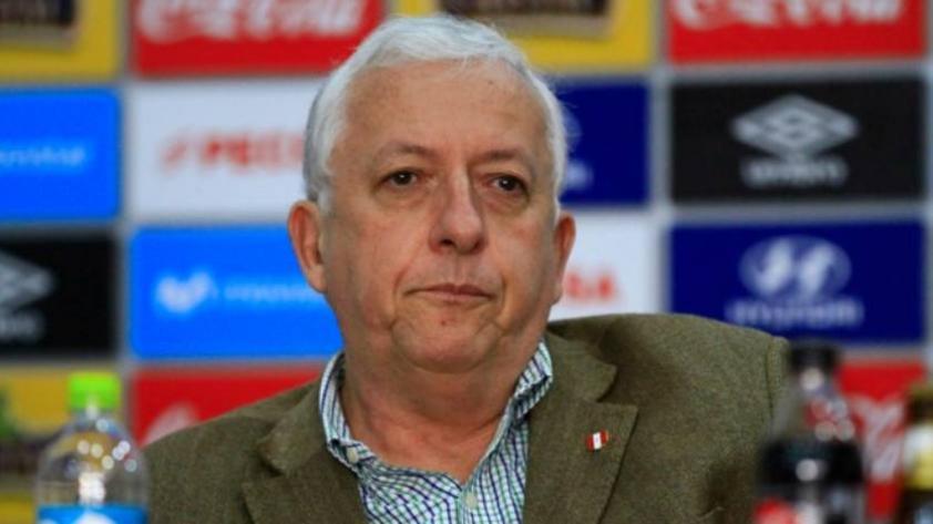 Antonio García Pye confirma amistosos de la selección peruana en setiembre