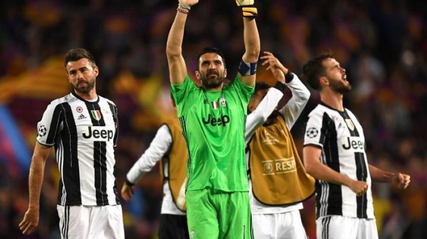 ¡Juventus a la final de la Champions!