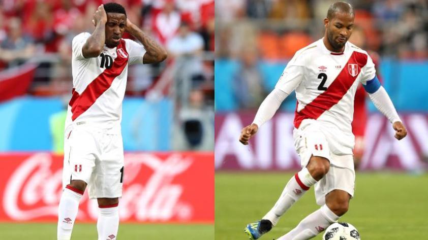 Farfán y Rodríguez no jugarán ante Australia