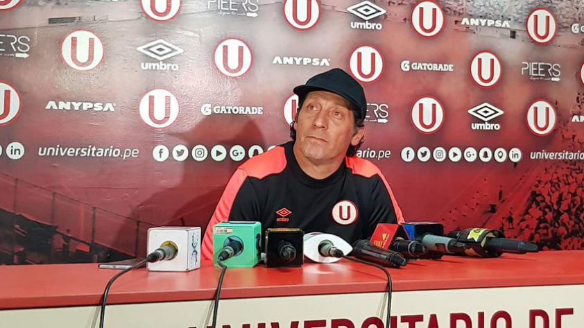"""Pedro Troglio: """"Estamos en la pelea. Ojalá podamos sacar un buen resultado en Cusco"""""""