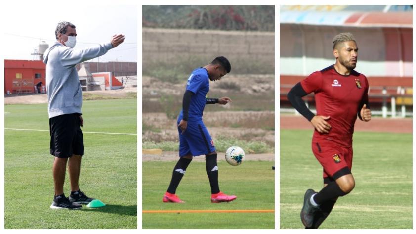 Liga 1 Movistar: Alianza Universidad, Melgar y César Vallejo vuelven a los entrenamientos tras pasar pruebas serológicas