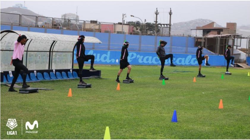Liga 1 Movistar: Sport Boys de regreso a los entrenamientos