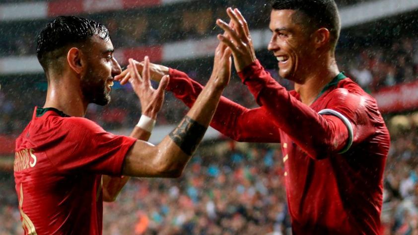 Portugal venció 3-0 a Argelia y se alista para Rusia 2018