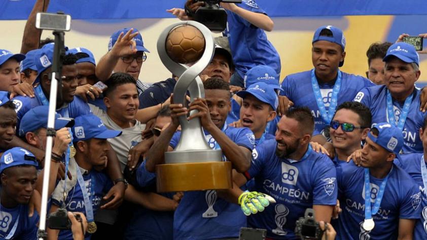 Estos son los campeones sudamericanos del fin de semana