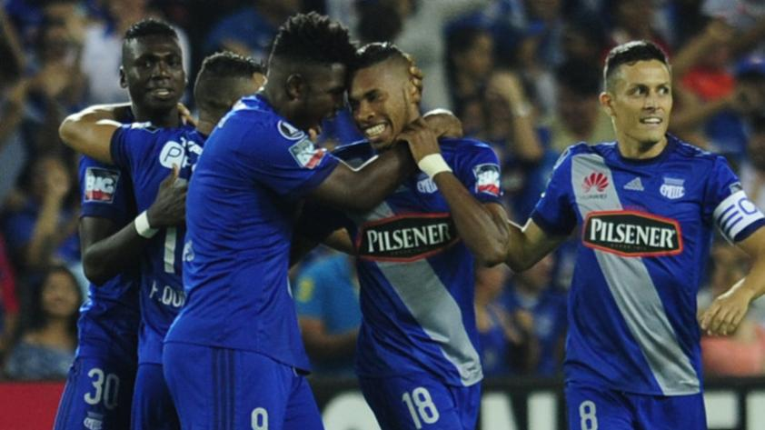 Christian Ramos se corona en el fútbol ecuatoriano