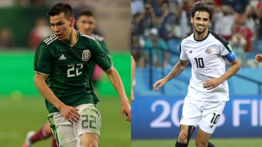 México vs. Costa Rica: EN VIVO y EN DIRECTO ONLINE chocan por  amistoso internacional