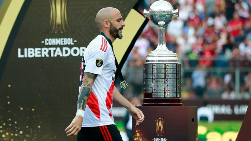 Javier Pinola habla sobre el error que les costó perder la final de la última Copa Libertadores
