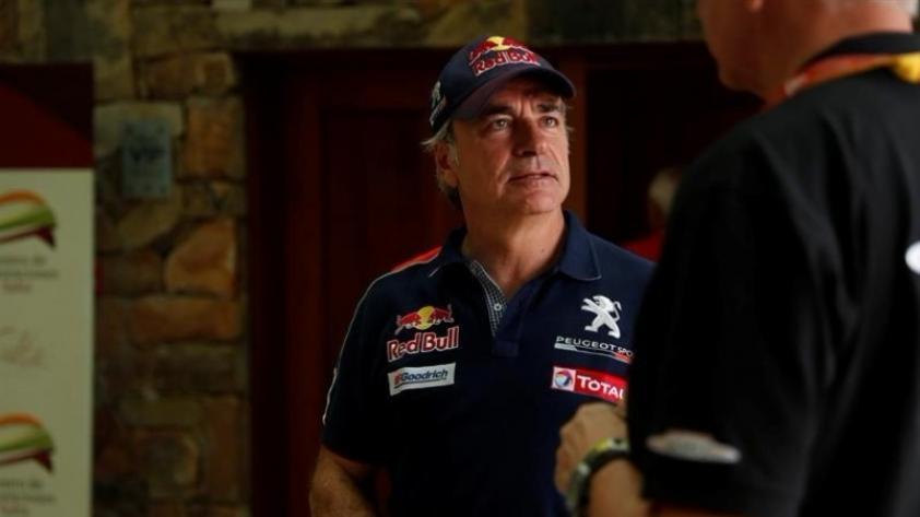 Dakar 2018: penalizan a Carlos Sainz con 10 minutos tras reclamación de piloto de quads