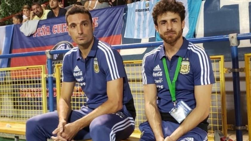 Pablo Aimar y Lionel Scaloni dirigirán transitoriamente a la selección argentina