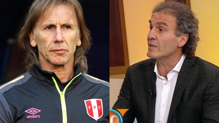 Selección Peruana: ¿por qué Ricardo Gareca no fue opción de DT en Argentina? Ruggeri dio su opinión (VIDEO)