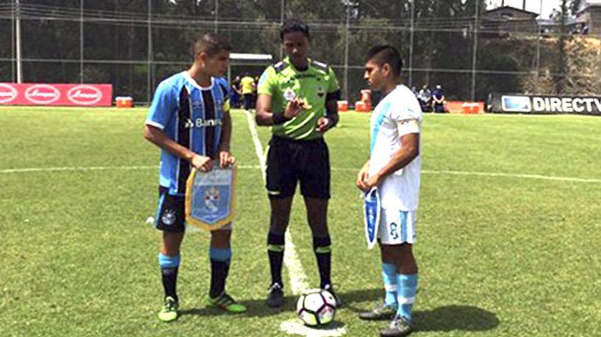 Nuevo traspié de Cristal, Alianza y la Sub-18 en el Torneo Mitad del Mundo