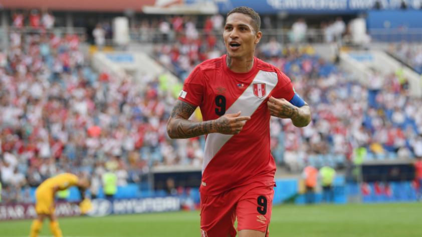 Perú le ganó 2-0 a Australia por la tercera fecha del grupo C de Rusia 2018