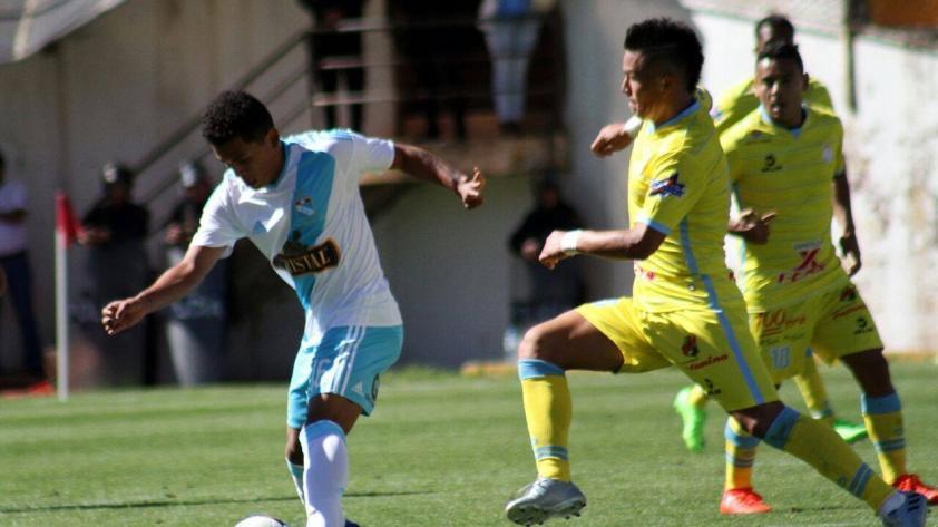 Cristal perdió 1-0 ante Real Garcilaso y se quedó con ganas de ser puntero