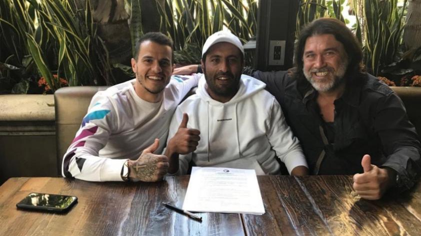 André Carrillo: ex figura de Juventus Sebastian Giovinco será compañero del peruano en Al Hilal