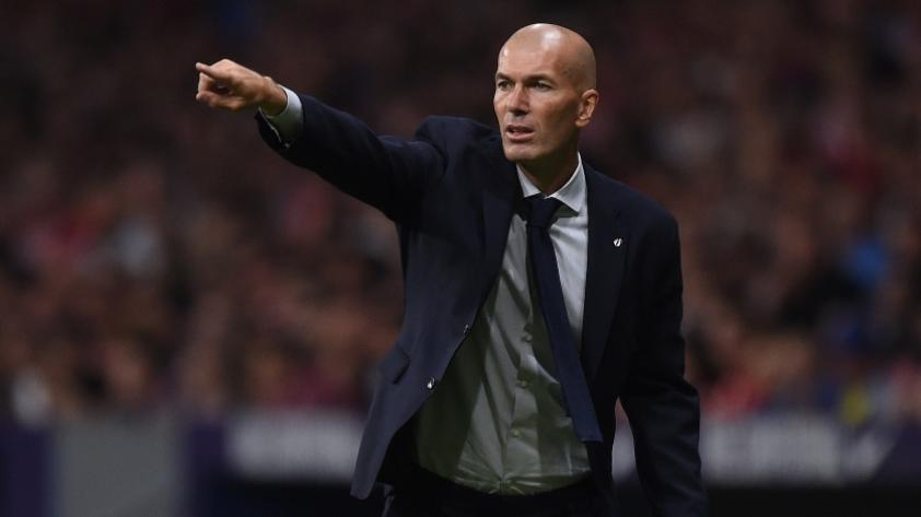 Con los pies sobre la tierra: Zidane habló del presente de Real Madrid en la Champions League (VIDEO)