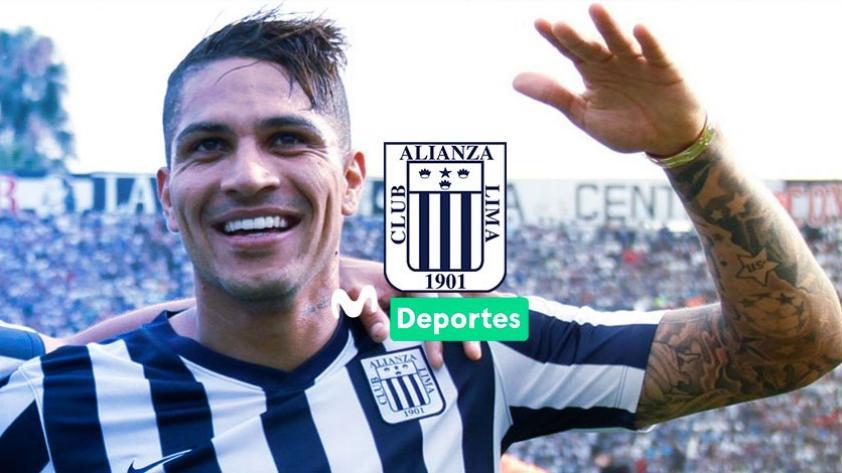 Alianza Lima: el saludo de Paolo Guerrero por los 118 años de fundación del club (VIDEO)